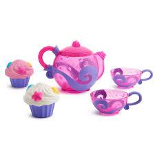 tea set munchkin tea set bath for cupcake bath