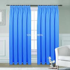 Royal Blue Blackout Curtains Blue Blackout Curtains Curtains Ideas