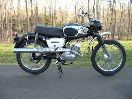 67 suzuki b105p 120cc info