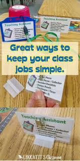 Kindergarten Teacher Assistant Job Description Best 25 Classroom Jobs Ideas On Pinterest Class Jobs