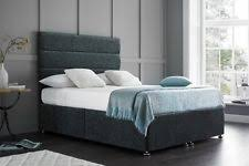 King Size Bed Base Divan King Size Bed With Storage Ebay