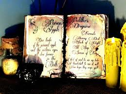 addams family halloween decorations halloween decoration hunt prop evil queen spell book poison