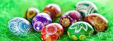 fancy easter eggs fancy easter eggs pattern dye design cover holidays