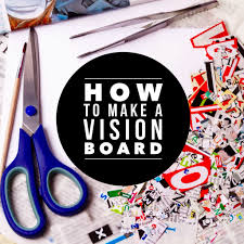 How To M by How To Make A Vision Board Board And Craft