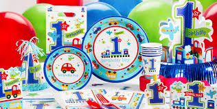 1st birthday party supplies all aboard 1st birthday party supplies 1st birthday party