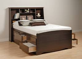 High Bed Frame Amazing High Platform Bed Frame With Augusta Storage Platform