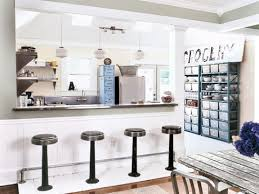 kitchen breakfast bar ideas image luxury white kitchen breakfast