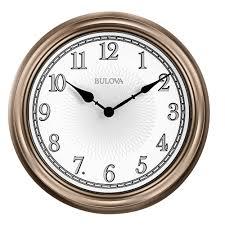 Bulova Valeria Mantel Clock Bulova Wall Clocks Ideas To Wall Decorations