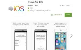 move to android apple s android app for moving to ios slammed by army of fans in
