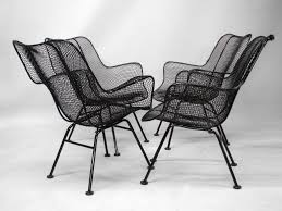 Wrought Iron Mesh Patio Furniture by Furniture Interesting Woodard Furniture For Patio Furniture Ideas