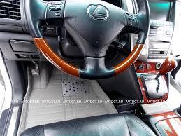 lexus harrier 2014 3d коврики в салон toyota harrier автоковрики koonka в машину