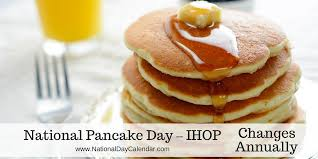 Pancake Day Recipes 2017 How March 3rd National Pancake Day Recipes Cake Recipes