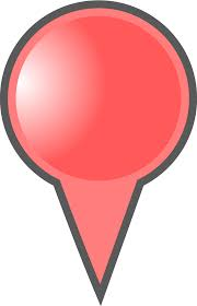 Map Pin Clipart Red Map Marker
