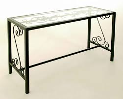glass top sofa table and sofa tables