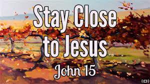 jesus thanksgiving stay close to jesus on vimeo