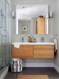 Ikea Bathroom Mirror Cabinet Perfect For My Bathroom Want A Floating Vanity With Basin On Top