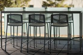 bar stool outdoor avivo bar stool outdoor forms surfaces