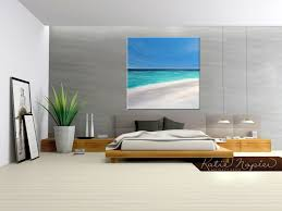 vancouver abstract art large beach painting katie napier