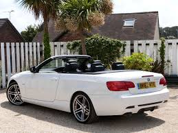 used alpine white bmw 320d for sale dorset
