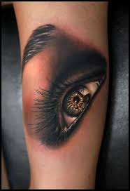 Tattoos Of - 55 beautiful eye exles that will you surprised