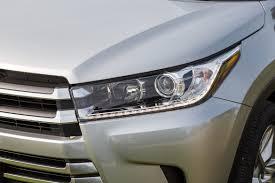 toyota highlander 2017 white 2017 toyota highlander our review cars com