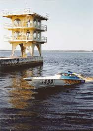 returning from testing at mercury u0027s lake x powerboat offshore