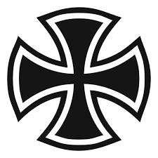 celtic iron cross hanslodge cliparts