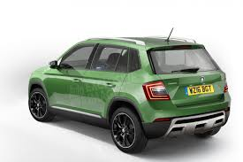 baby skoda yeti new fabia sized suv on the cards for skoda