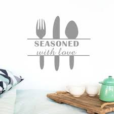 online get cheap dining room wall quotes aliexpress com alibaba seasond with love quotes wall stickers vinyl decor decals for kitchen dining room china