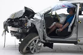 white lexus crash 2016 lexus rx named top safety pick