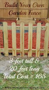 vegetable garden fence ideas garden fences and gates gardens and landscapings decoration