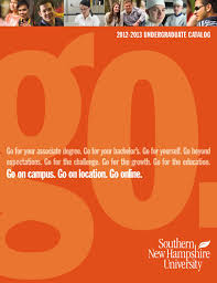 southern new hampshire university catalog 2012 2013 by southern