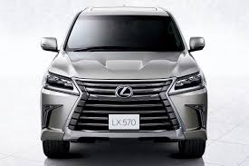lexus sport wagon japan gets a facelifted lexus lx 570 as well 34 photos and videos