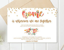 registry for housewarming party engagement party invitation housewarming party invitation