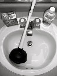 Slow Draining Bathroom Sink Baking Soda by How To Unclog Your Bathtub Drain Laura Williams