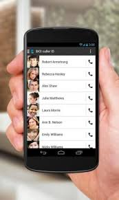 screen caller id apk free screen caller id big 3 5 1 32 apk for android