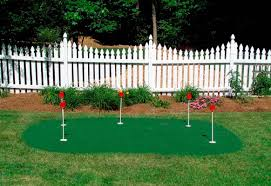 installing your private practice area putting green images with
