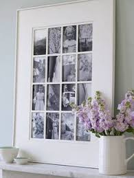 shabby chic picture photo multi frame decorative vintage style new