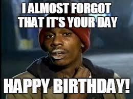 Day After Birthday Meme - birthday memes wishesgreeting