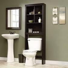 decorative bathroom storage cabinets fabulous bathroom decoration using sage green wall paint along black