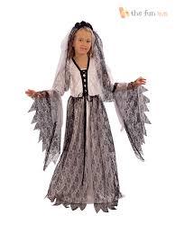 Halloween Costume Ghost Girls Ghost Zombie Corpse Bride Fancy Dress Halloween Book Week