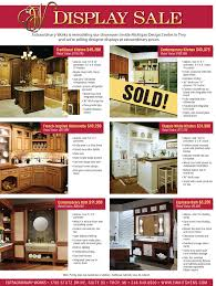 Made To Order Kitchen Cabinets by Great Looking Kitchen Cabinets At Warehouse Prices Michigan