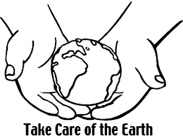 take care of the earth on earth day coloring page download