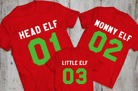 christmas shirts baby matching family