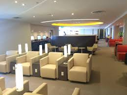 first photos skyteam opens sydney airport lounge australian