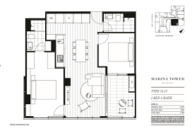 6 22 pearl river road docklands floorplan