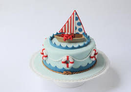 nautical baby shower cakes nautical baby shower cake cakes by caralin