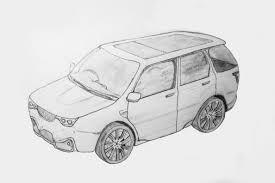 range rover drawing johnomi