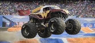 monster jam trucks racq living
