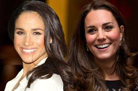 kate middleton s shocking new hairstyle kate middleton and meghan meghan markle s royal christmas new